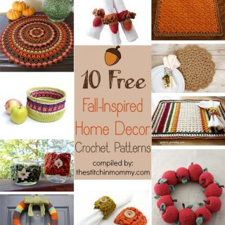 Free Crochet Patterns For Home Decor : The Stitchin Mommy - Page 2 of 72 - Crochet, Crafts, and ...