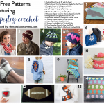 14 Free Patterns Featuring Tapestry Crochet