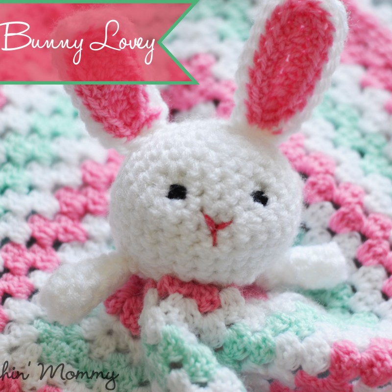 Free Pattern Crochet Lovey : Baby Blankets and Toys Archives - The Stitchin Mommy