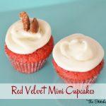 Red Velvet Mini Cupcakes