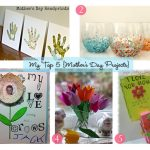 My Top Five {Mother's Day Projects}