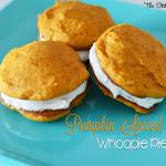31 Days of Halloween – Pumpkin Spiced Whoopie Pies (Sneak Peek)