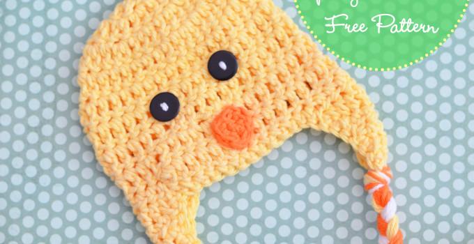Spring Chick Hat – Free Crochet Pattern