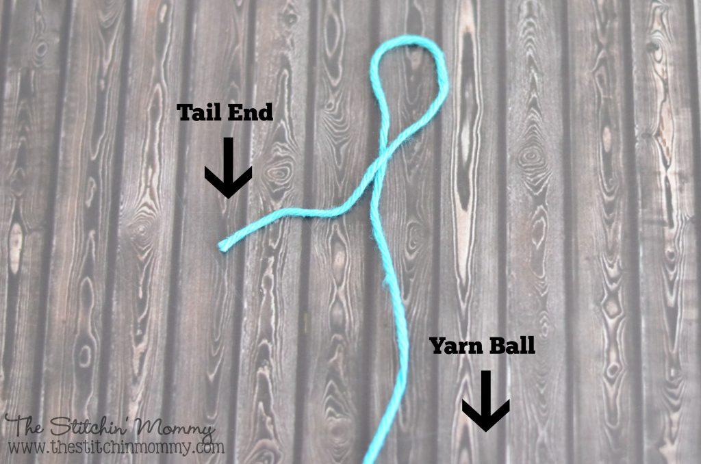 Crochet 101 - Slip Knot and Chain Stitch www.thestitchinmommy.com