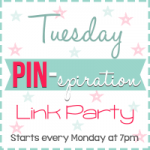 Tuesday PIN-spiration Link Party {62}