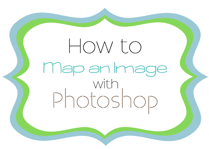 How to Map an Image with Adobe Photoshop www.thestitchinmommy.com