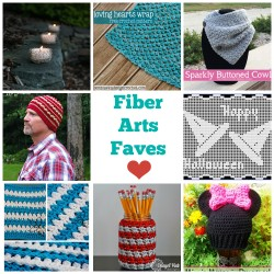Fiber Arts Faves Week 8
