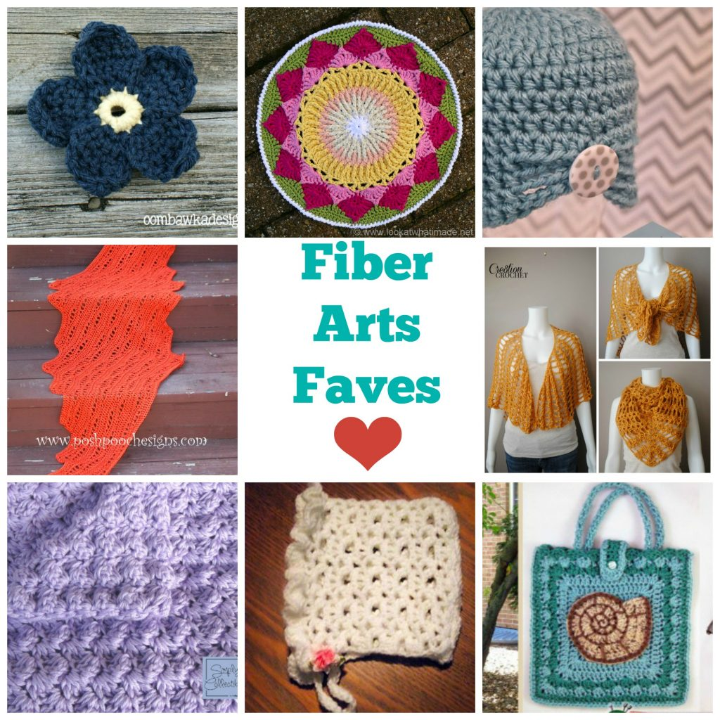 Fiber Arts Faves Week 9