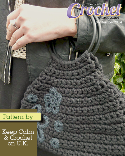 Pattern-Keep Calm and Crochet on UK