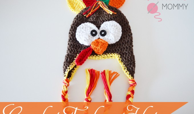 Crochet Turkey Hat – Free Pattern