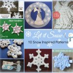 Let it Snow! – 10 Snow Inspired Patterns