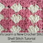 Shell Stitch Tutorial