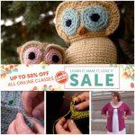 Craftsy's Big Course Sale