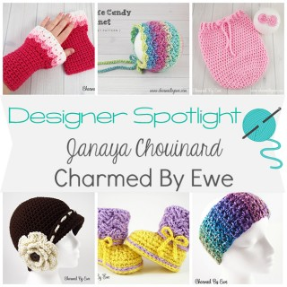 Designer Spotlight - Tanya Naser from HodgePodge Crochet   www.thestitchinmommy.com
