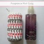 Fragrance Mist Cozy – Free Pattern