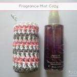 Fragrance Mist Cozy – Free Pattern