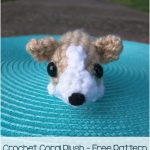 Crochet Corgi Plush – Free Pattern