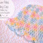 Flower Petal Baby Cap – Free Pattern