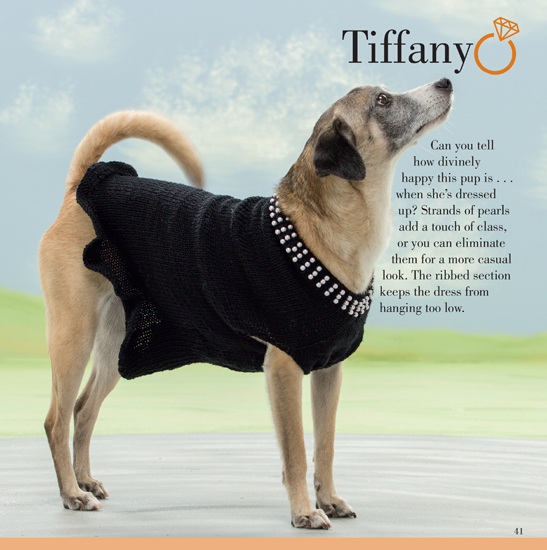 Seamless Knits for Posh Pups by Sharon Sebrow  - Book Review   www.thestitchinmommy.com