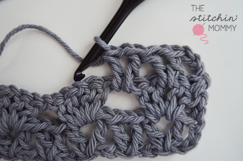 Let's Learn a New Crochet Stitch! - Basket Stitch Tutorial | www.thestitchinmommy.com