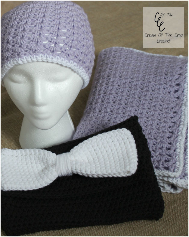 Stitch Hat (Night Out Series) - Guest Post by Cream of the Crop ...