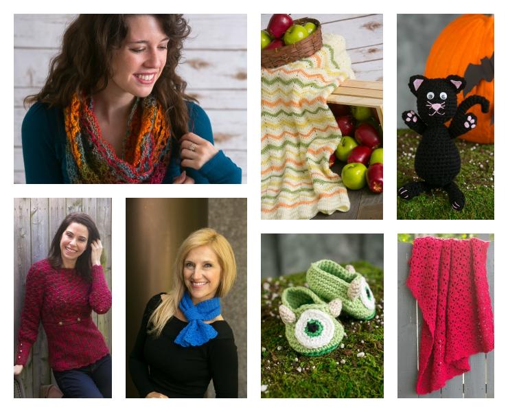 I Like Crochet Magazine - October Issue   www.thestitchinmommy.com