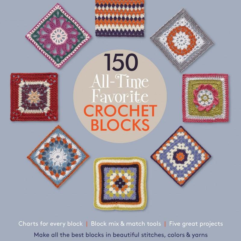 150 All Time Favorite Crochet Blocks: Book Review