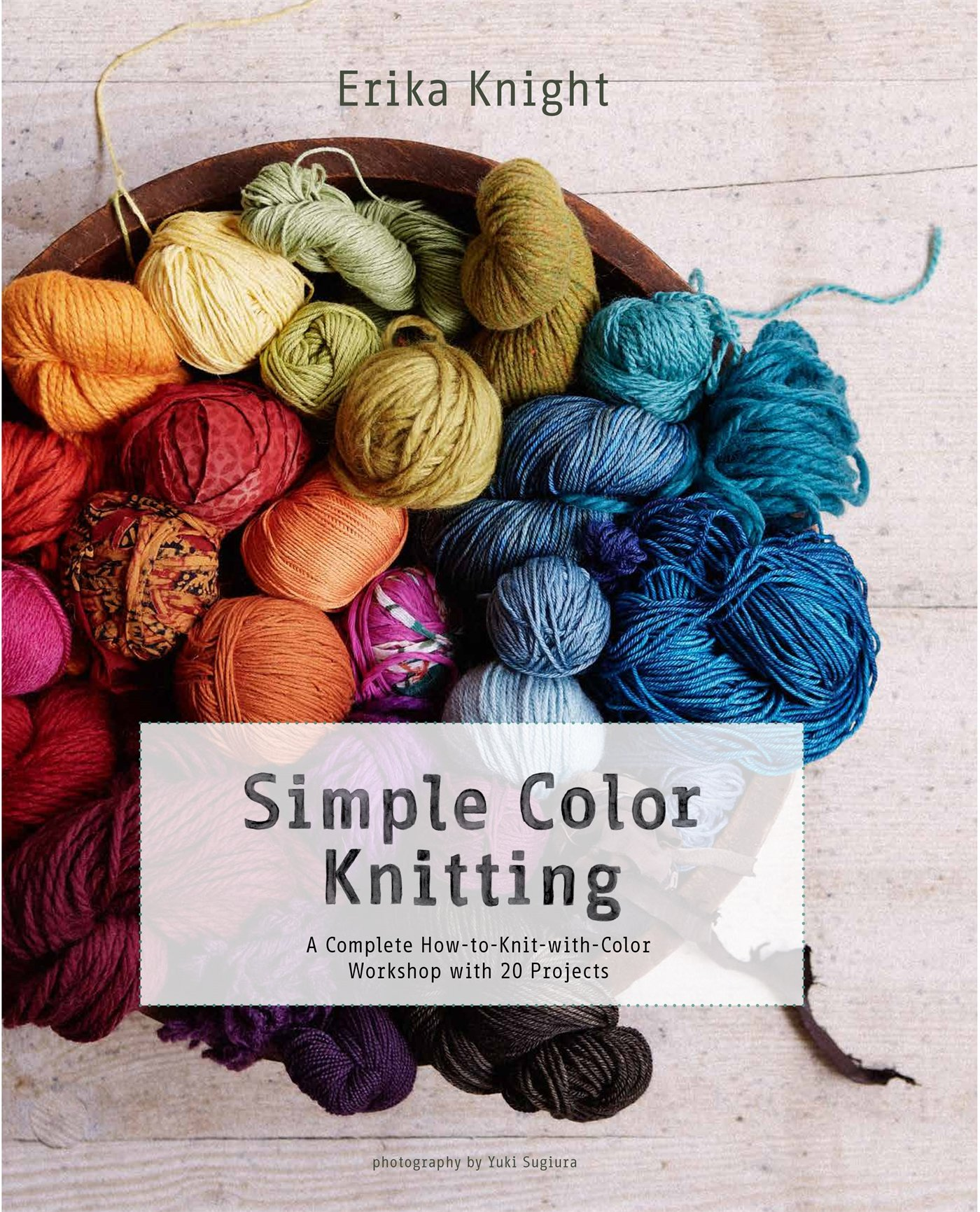Simple Color Knitting by Erika Knight: Book Review   www.thestitchinmommy.com