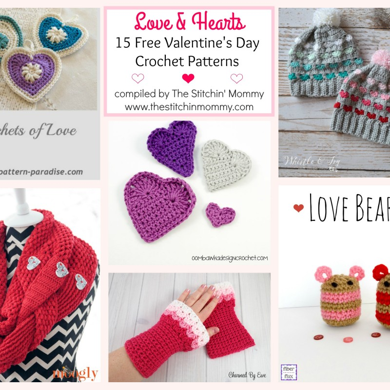 The Stitchin Mommy - Page 3 of 58 - Crochet, Crafts, and Recipes