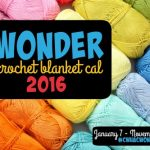 Wonder Crochet Blanket CAL Part 17