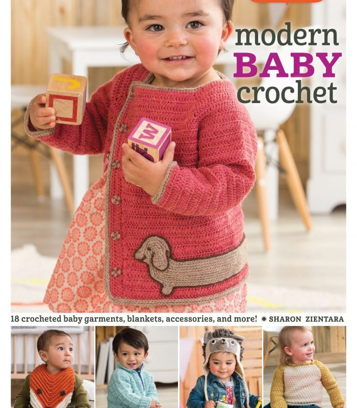 Modern Baby Crochet – Book Review and Pattern Excerpt