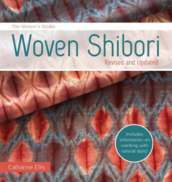 The Weaver's Studio: Woven Shibori - Book Review | www.thestitchinmommy.com