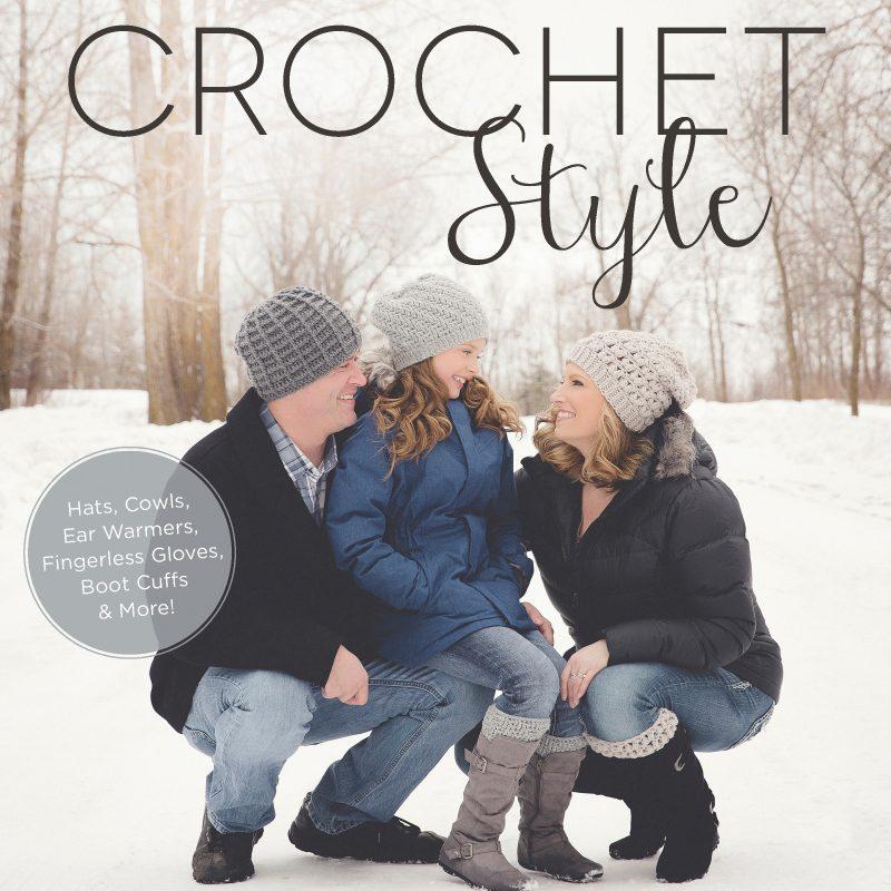 Crochet Style by Jennifer Dougherty – Book Review