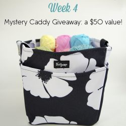 Awesome August of Giveaways – Week 4: Mystery Caddy Giveaway