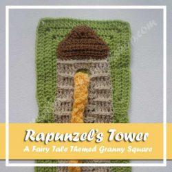 Rapunzel's Tower – Free Crochet Pattern