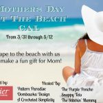 #CelebrateMomCAL – 2017 Mother's Day At The Beach CAL Introduction