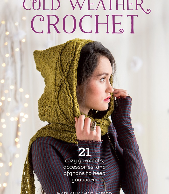 Cold Weather Crochet by Marly Bird – Book Review and Pattern Excerpt