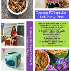 The New Tuesday PIN-spiration Link Party {8}