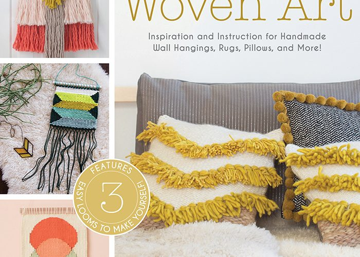 DIY Woven Art – Book Review and Excerpt