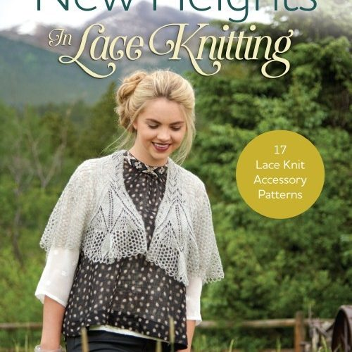 New Heights in Lace Knitting – Book Review and Pattern Excerpt