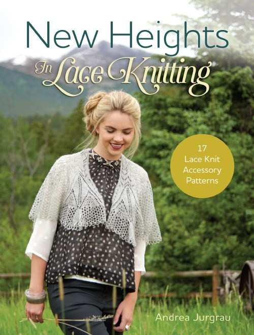 New Heights in Lace Knitting - Book Review and Pattern Excerpt | www.thestitchinmommy.com