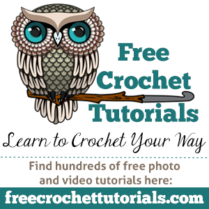 Free Crochet Tutorials: Learn to crochet your way with hundreds of photo and video tutorials!