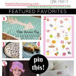 The New Tuesday PIN-spiration Link Party {17}