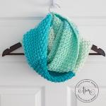 Faerie Magic Infinity Scarf – Free Crochet Pattern