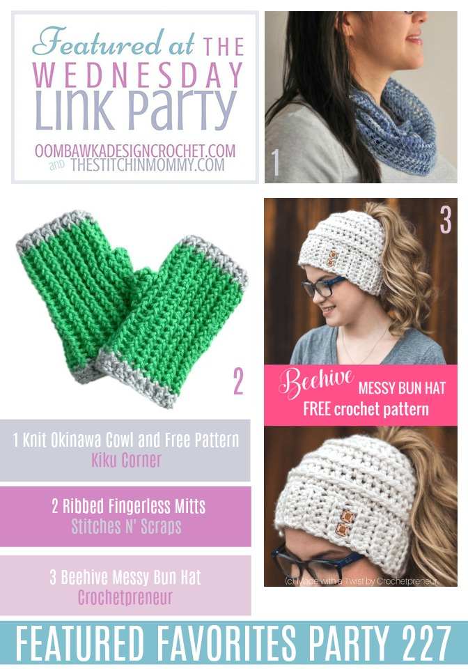 The Wednesday Link Party 227 - The Stitchin Mommy fb5212e63fa