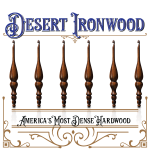 Furls Limited Edition Desert Ironwood Hooks Now Available!