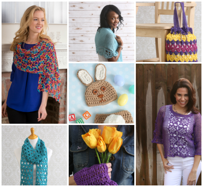 I Like Crochet Magazine - April 2016 Issue | www.thestitchinmommy.com