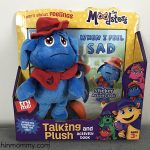 The Moodsters Snorf Talking Plush and Activity Book
