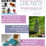 The Wednesday Link Party 222