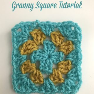 Traditional Granny Square Tutorial